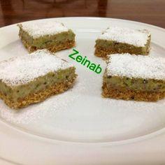 Zeinab Barakat حلى لذيذ بطعم مميز حلى الفستق الحلبي  من اعداد   #تطبيق_طبخي #طبخ #أطباق
