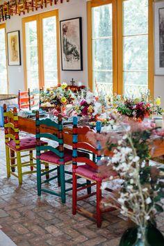 Cinco De Mayo. A Hidden Hacienda—Austin TX