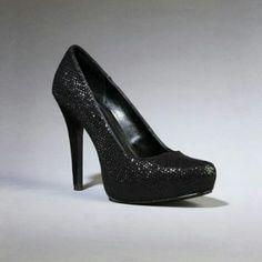 Express sequence heels Brand new never worn Express Shoes Heels