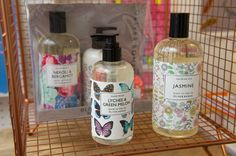 The Somerset Toiletry Company created these gorgeous bath and body products with care for Green Melon, Cosmetic Packaging, Private Label, Bergamot, Body Products, Shower Gel, Somerset, Jasmine, Packaging Design