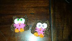 Owls aplique