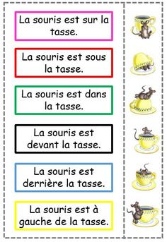 Reasons Why You Should Learn French French Language Lessons, French Language Learning, French Lessons, French Teaching Resources, Teaching French, French Prepositions, Maternelle Grande Section, French Worksheets, Autism Education