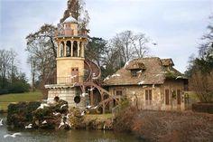 Le Petit Trianon - Le Hameau de la Reine