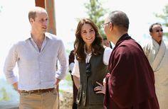 Kate Middleton Photos - The Duke and Duchess Of Cambridge Visit India and Bhutan - Day 6 - Zimbio