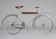 Shape Field Office Commuter with a killer Porteur rack (from http://www.cycleexif.com/shape-field-bike)