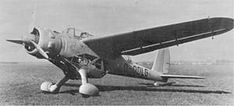 The Arado Ar 198 was a prototype Reconnaissance aircraft developed by Arado Flugzeugwerke, with backing from the Luftwaffe, who initially preferred it over the Blohm & Voss BV 141 and the Focke-Wulf Fw 189. However, when flight tests were carried out the aircraft performed poorly, and did not impress the Luftwaffe. One aircraft was completed in 1938