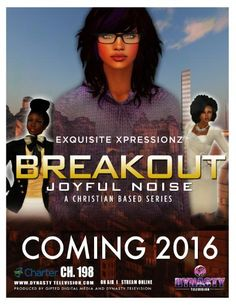 4m my Eyes: Breakout goes on Air