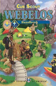Webelos Cub Handbook PDF