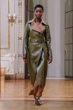 All the Looks From Victoria Beckham Fall 2018