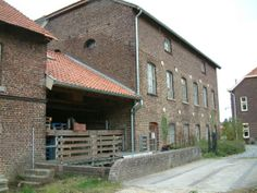 Flour and electricity mill, Commandeursmolen / Onderste Molen, Mechelen, the Netherlands.