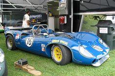 Lola T-70 Race Car