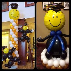 Graduation Balloon D
