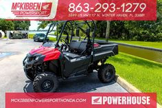 New 2017 Honda Pioneer 700 2 Passenger SXS700M2 ATVs For Sale in Florida. 2017 HONDA Pioneer 700 2 Passenger SXS700M2, McKibben Powersport Honda is a family owned and operated level 5 Honda Powerhouse dealership in Winter Haven, Florida. We are located at 3699 US HWY 17 N Winter Haven Fl, 33881 between US HWY 92 and Havendale Blvd. We proudly serve Polk county and the surrounding areas, to include Lakeland, Auburndale, Bartow, Kissimmee, Lake Alfred, and Sebring. We are a Honda Powerhouse…