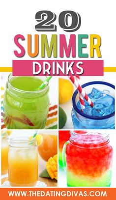 These summer drinks