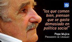 """CNA: Pepe Mujica: """"Unidos Podemos es un grito desesperado de una generación con todos los caminos cerrados"""""""