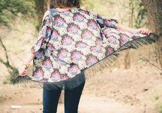 Féenambulle: Mon Kimono à franges