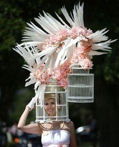 Funny Hat: Crazy fashion ideas (10)