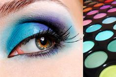 I love this color combination!!! I do this one often :)