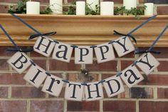 anniversaire adulte: idée sur l'inscription