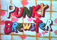 Punky Brewster (cartoon and show)