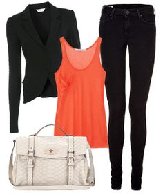 3 Chic (Not Grungy) Ways To Wear Black Jeans