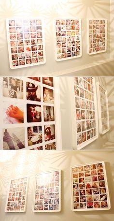 DIY Instagram Collages