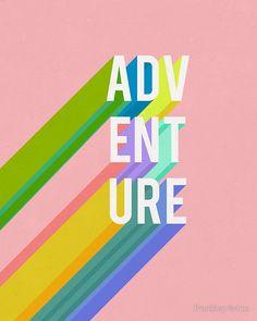 Adventure in Pink by frankieprintco