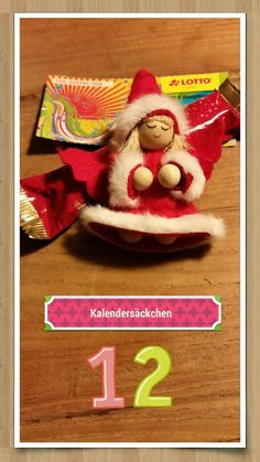 Kreativ mit Kristina: Adventskalender #12 #13 #14