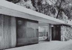 FRANCISCO ARTIGAS Casa estudio 1952