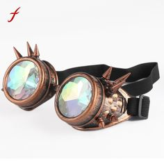 Cheap glass kaleidoscope, Buy Quality steampunk glass directly from China kaleidoscope glasses Suppliers: Kaleidoscope Glasses Rave Festival Party EDM Sunglasses Diffracted Lens 2018 Unisex Retro Steampunk Glasse KaleidoscopeEnjoy ✓Free Shipping Worldwide! ✓Limited Time Sale✓Easy Return. Rave Festival, Festival Party, Edm, Bracelet Watch, Steampunk, Unisex, Sunglasses, Retro, Stuff To Buy