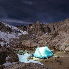 Mt. Whitney camping :@nilsmphotography...