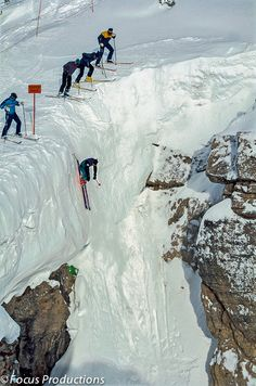 Doug Coombs, Corbet's Couloir