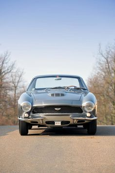 1960 Aston Martin DB4 GT Bertone Maintenance/restoration of old/vintage vehicles: the material for new cogs/casters/gears/pads could be cast polyamide which I (Cast polyamide) can produce. My contact: tatjana.alic@windowslive.com