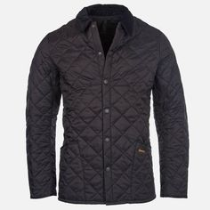 2a742c3d08f Murray s Toggery Shop · Products · Barbour Heritage Liddesdale Quilted  Jacket - Black