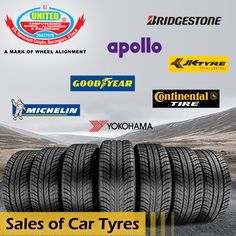 The most extensive list of tyres across types, tubes, alloys and more presents you with a sort of all-inclusive shop for everything that has to do with your #tyre or #wheel