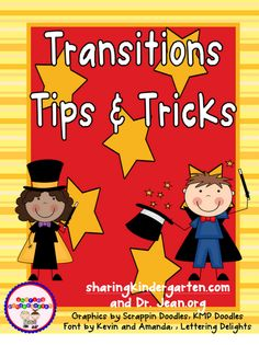 Dr. Jean Transitions Tips  over 140 tricks to share with YOU!