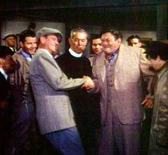 the quiet man | The Quiet Man (1952): John Wayne, Maureen O'Hara and John Ford in ...