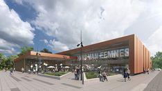 MoederscheimMoonen Architects diseñará el nuevo centro cultural 'Huis van Eemnes'.