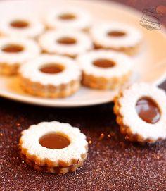 J'ai testé la recette des sablés au caramel au beurre salé de Sabrina, du meilleur pâtissier : un pur délice !