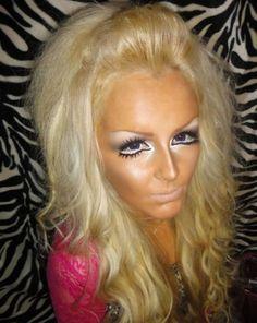 23 Makeup Fails of Epic Proportions 44