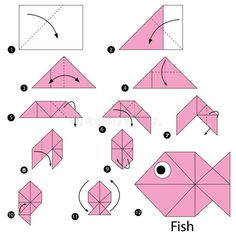 How To Make An Origami Fish Pictures Origami Fish Instructions Step How To Make A Blow. How To Make An Origami Fish Step Step Instructions For Making An Origami Fish. How To Make An Origami Fish Fish Diy Origami Tutorial… Continue Reading → Origami Tattoo, Origami Owl, Origami Fish Easy, Origami Easy Step By Step, Kids Origami, How To Make Origami, Origami Butterfly, Paper Crafts Origami, Origami Stars