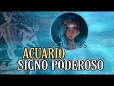Esto es lo que hace poderoso a Acuario - YouTube Youtube, Movie Posters, Aquarium, Hacks, Film Poster, Youtubers, Billboard, Film Posters, Youtube Movies