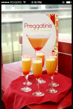 Orange juice grenadine sparkling cider garnish with a cherry 2019 Baby shower idea The post Baby shower idea. Orange juice grenadine sparkling cider garnish with a cherry 2019 appeared first on Baby Shower Diy. Idee Baby Shower, Fiesta Baby Shower, Shower Bebe, Baby Shower Games, Baby Shower Parties, Baby Boy Shower, Baby Shower Drinks, Shower Party, Baby Shower Foods