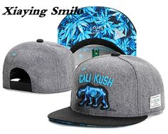 563e140f8ed gray blue cali kush cap baseball hat fashion brand snapback caps for men  women sport hip hop bone cheap top quality sun hat Drop Shipping