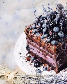 Sweet Bakery, Just Eat It, Foods With Gluten, Sweet And Salty, Dessert Recipes, Desserts, Something Sweet, Food Inspiration, Chocolate Cake