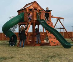 High Quality, Durable, Wooden Playsets For Colorado By Backyard Fun Factory  Sold By Backyard Dreams In Denver.