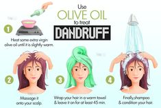 Health: home remedies for oily scalp, dry scalp and severe dandruff Home Remedies For Dandruff, Top 10 Home Remedies, Hair Remedies For Growth, Hair Growth, Dandruff Home Remedies, Herbal Remedies, Health Remedies, Treating Dandruff, Vitamins