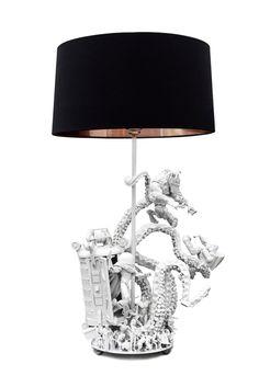 Лампы от Evil Robot Designs -