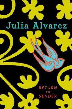 Return to Sender - câștigătorul anului 2010 Clasele secundare Autor și ilustrator: Julia Alvarez