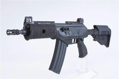 Galil. One of my favorite firearms Find our speedloader now!  http://www.amazon.com/shops/raeind